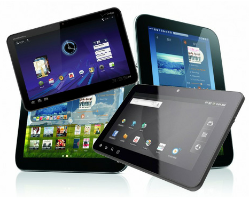 Estudio de Mercado Tablets España
